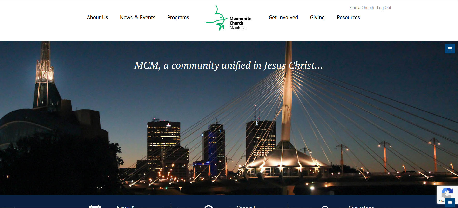 New Website for MCM launches quietly